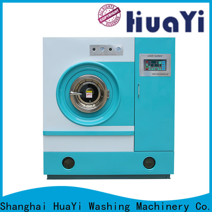 HuaYi laundry machine from China for hospital