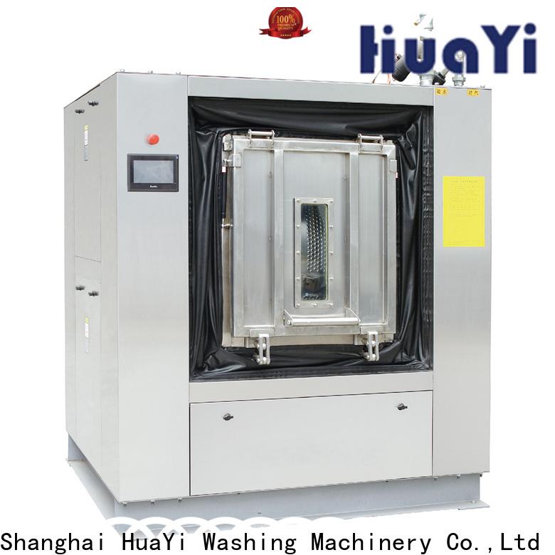HuaYi energy saving fully automatic washing machine promotion for washing industry