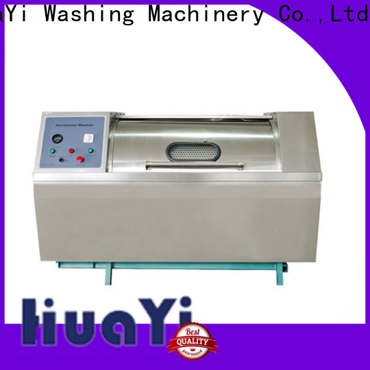 HuaYi energy saving commercial washer promotion for washing industry