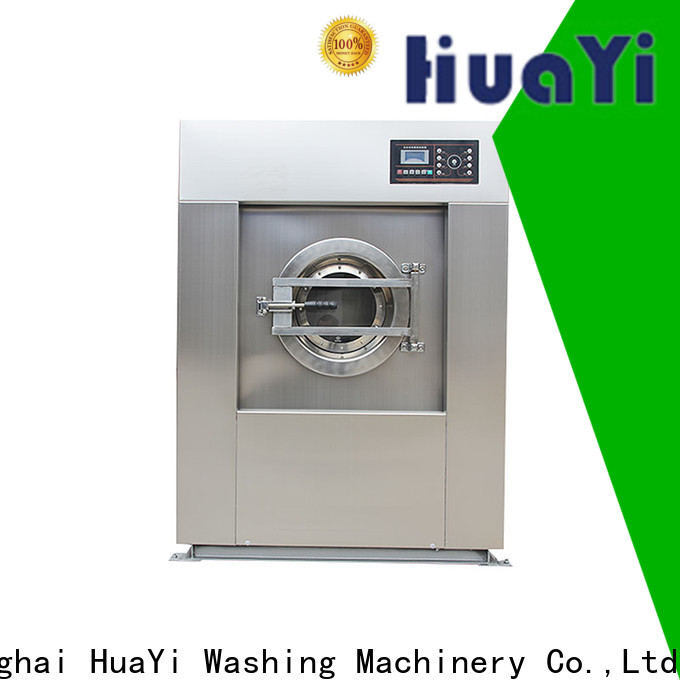 industrial fully automatic washing machine supplier for restaurant