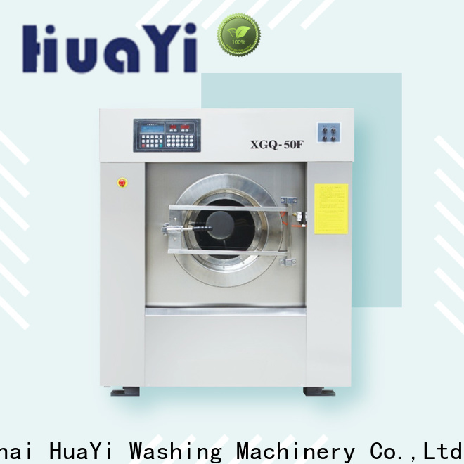 HuaYi washing machine brands factory price for guest house