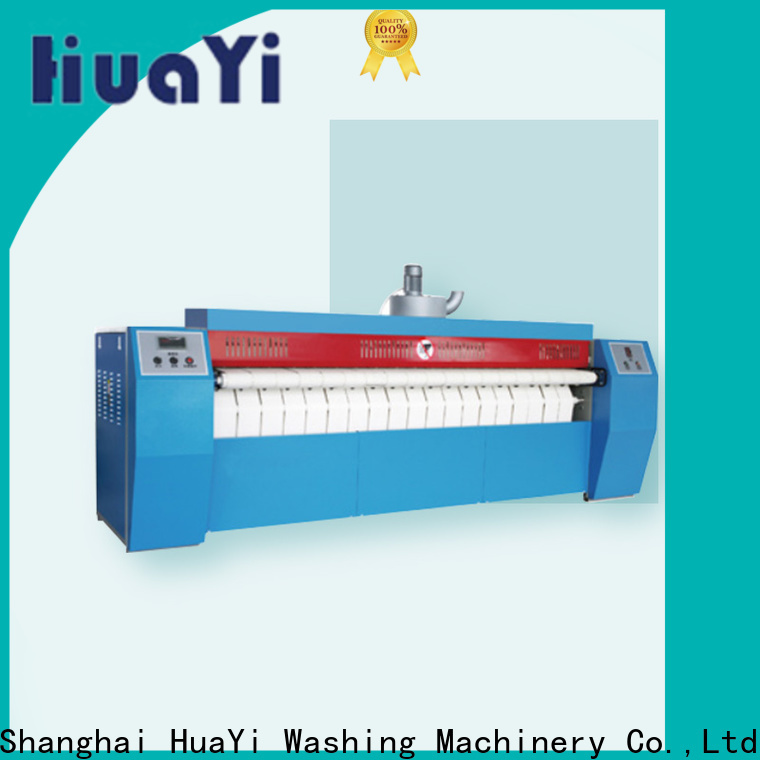 HuaYi electric ironer supplier for old apartment,
