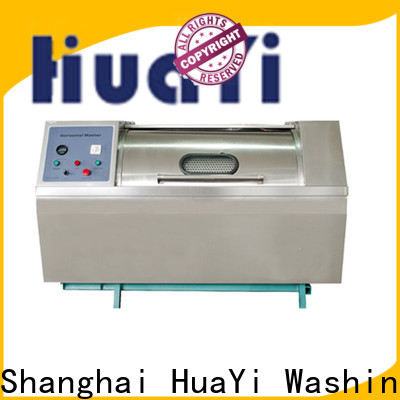 HuaYi automatic laundry equipment factory price for restaurant