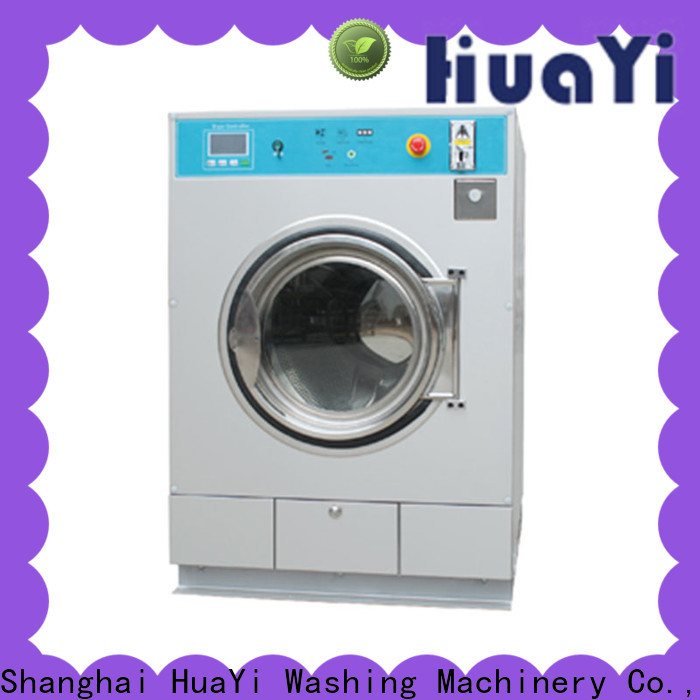 safe laundry equipment customized for baths