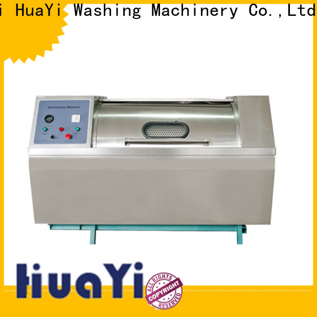 HuaYi commercial industrial laundry machine directly sale for hospital