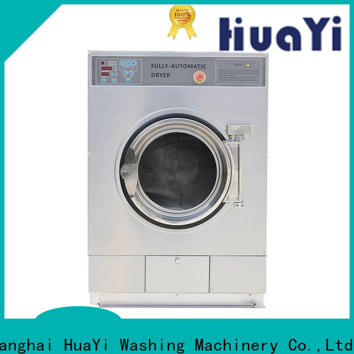 HuaYi commercial washer and dryer promotion for hotels