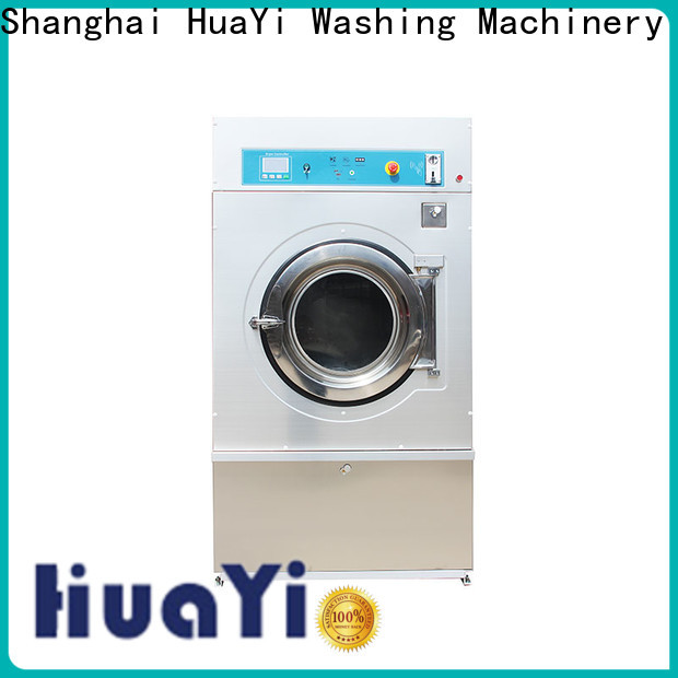HuaYi good quality coin operated laundry directly sale for baths