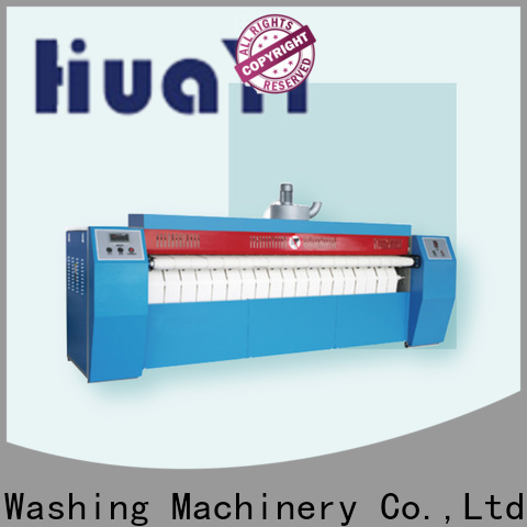 HuaYi industrial ironing machine factory price for old apartment,