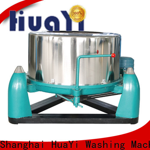 HuaYi energy saving laundry equipment directly sale for hotel