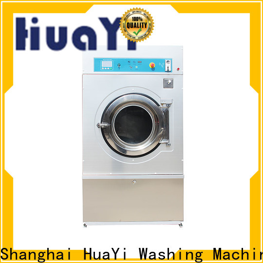 HuaYi washing machine and dryer directly sale for hotels