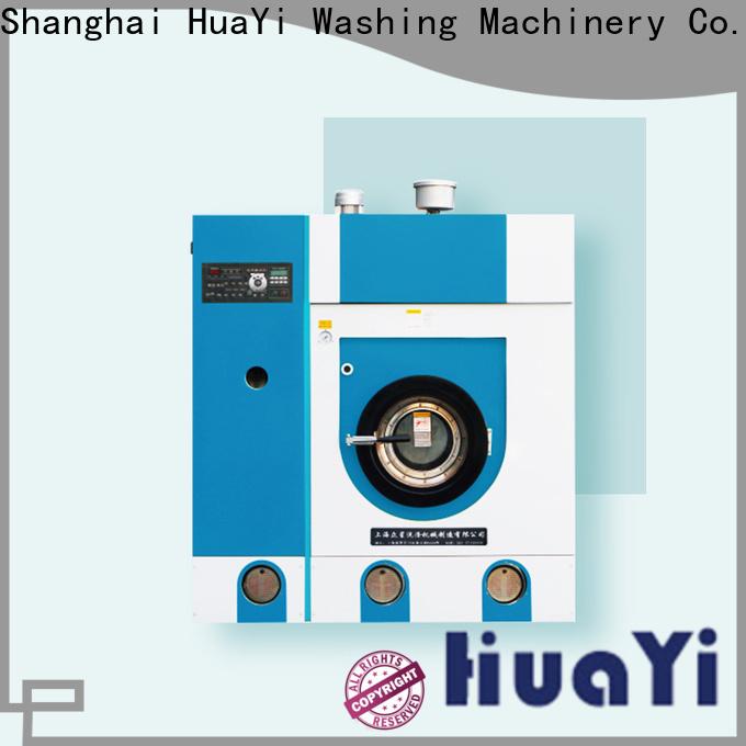 HuaYi professional laundry machine wholesale for hospital