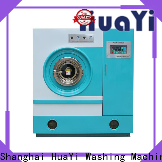 HuaYi accurate laundry machine wholesale for industry