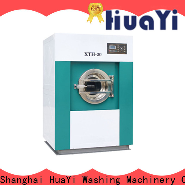 commercial laundry equipment factory price for guest house