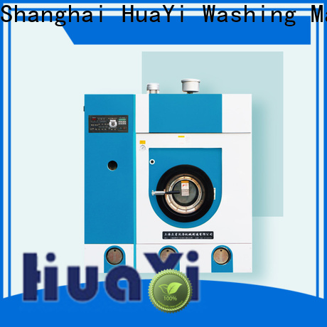 HuaYi dry cleaner machine manufacturer for industry
