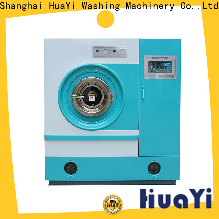 HuaYi convenient commercial laundry equipment manufacturer for lundry factory