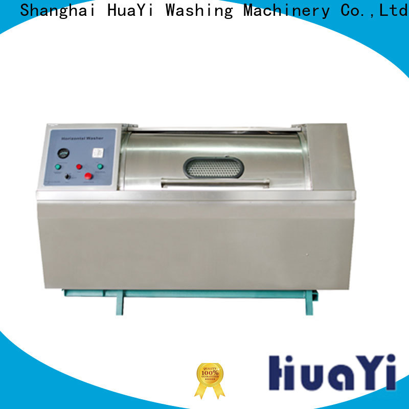 HuaYi energy saving washers for sale promotion for hotel