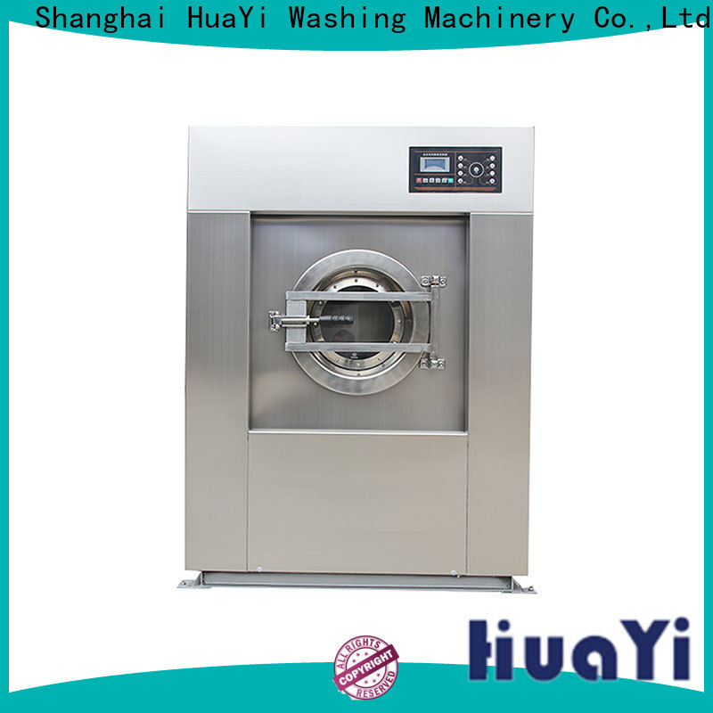 HuaYi industrial commercial washer directly sale for hotel