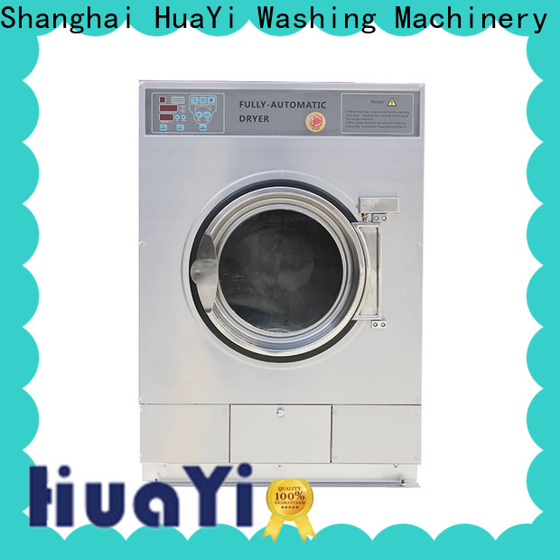 HuaYi high efficiency coin operated laundry online for baths