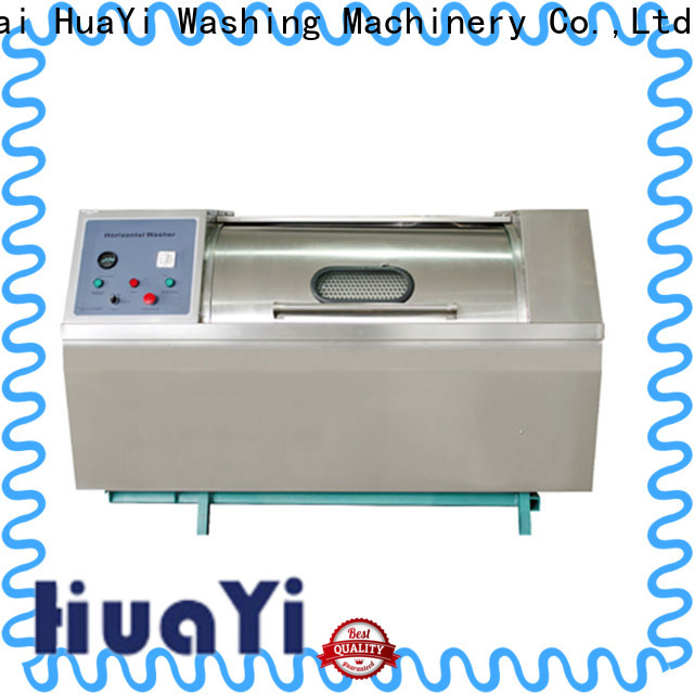 HuaYi industrial commercial laundry equipment promotion for washing industry