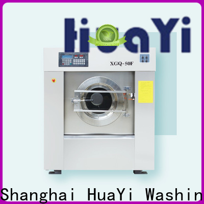 energy saving commercial laundry machine factory price for hospital