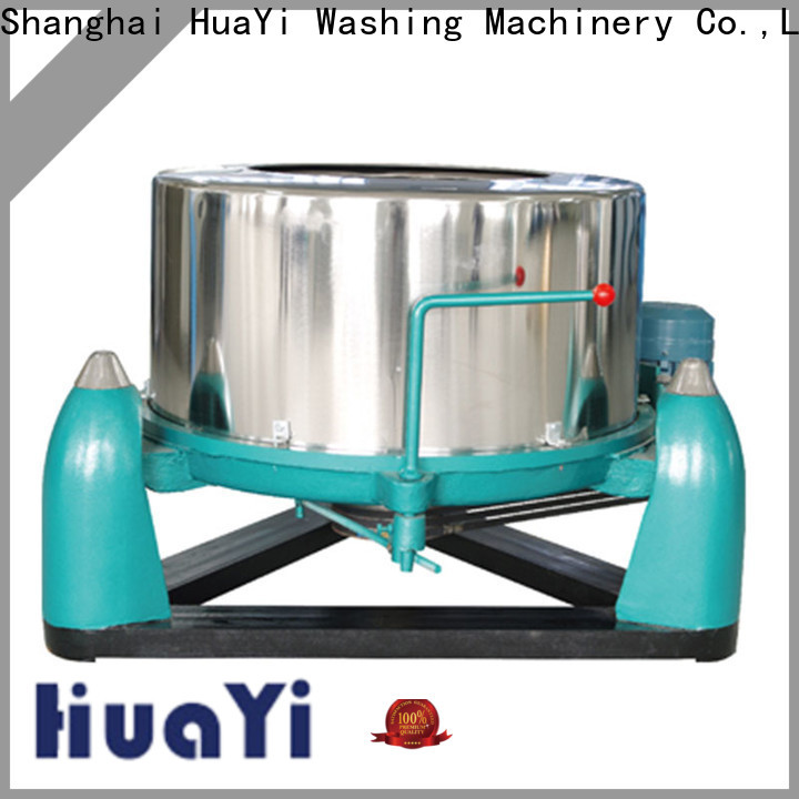 HuaYi automatic new washing machine directly sale for hotel
