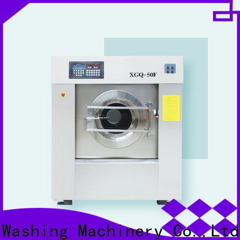 automatic fully automatic washing machine supplier for hospital