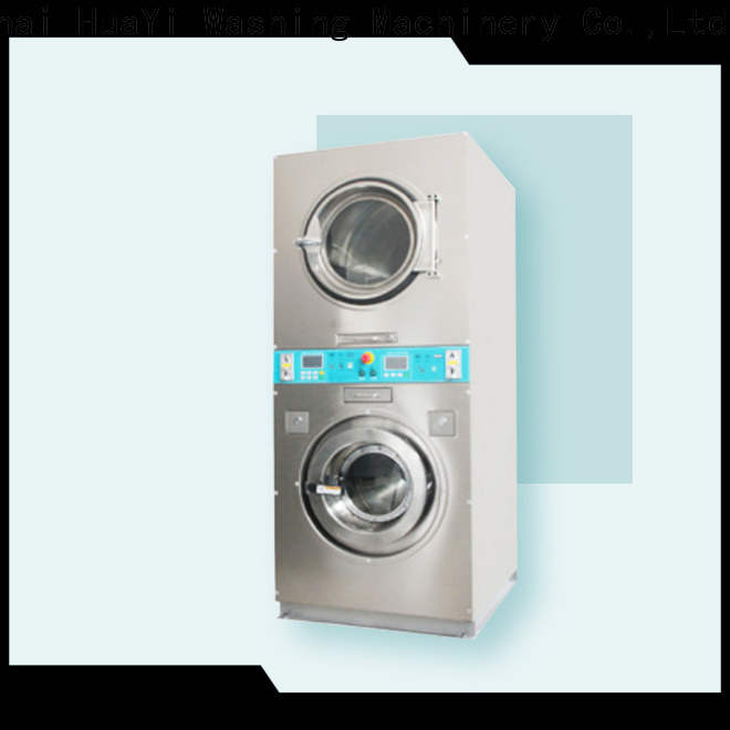 HuaYi high efficiency coin operated washer directly sale for residential schools