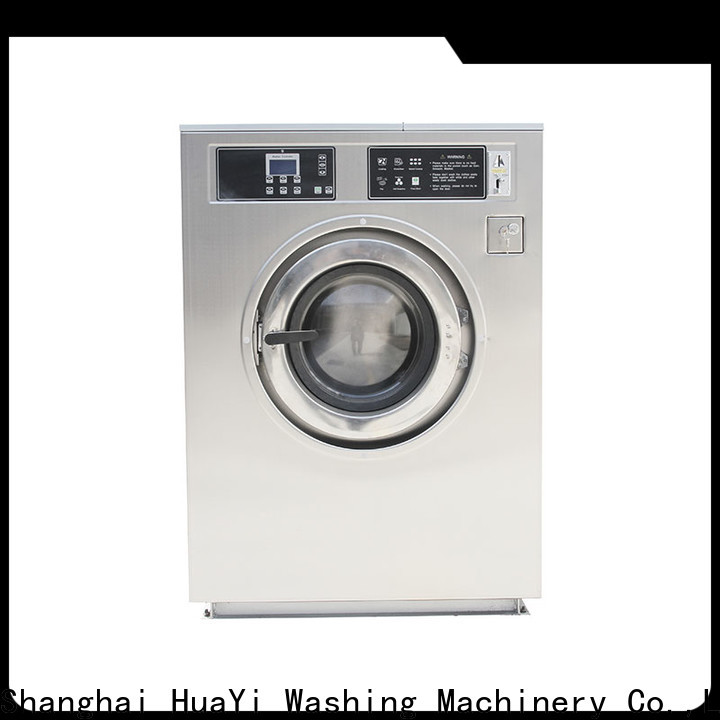 HuaYi stable industrial washer and dryer promotion for shop