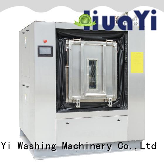 HuaYi automatic washing machine size factory price for hospital