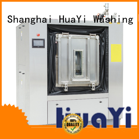 HuaYi automatic commercial laundry machine directly sale for military units