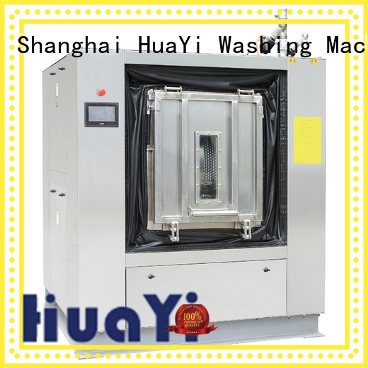 HuaYi commercial laundry equipment directly sale for military units