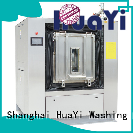 HuaYi laundry washing machine factory price for washing industry