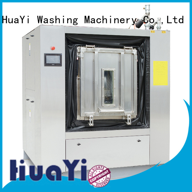 low noise industrial laundry machine directly sale for guest house