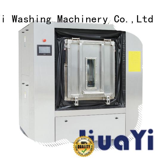 HuaYi washing machine size at discount for hotel