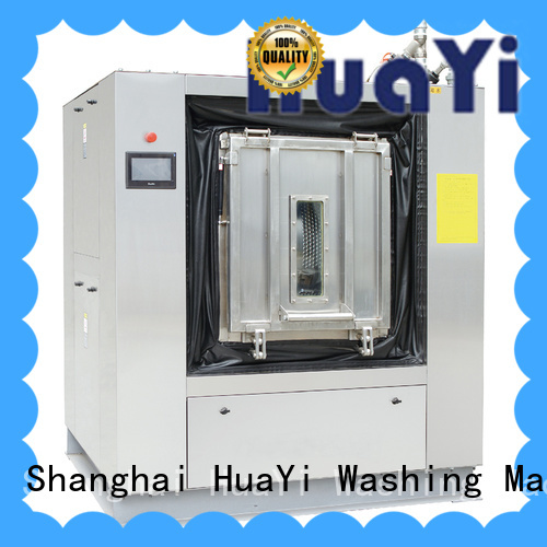 HuaYi industrial commercial washer factory price for military units