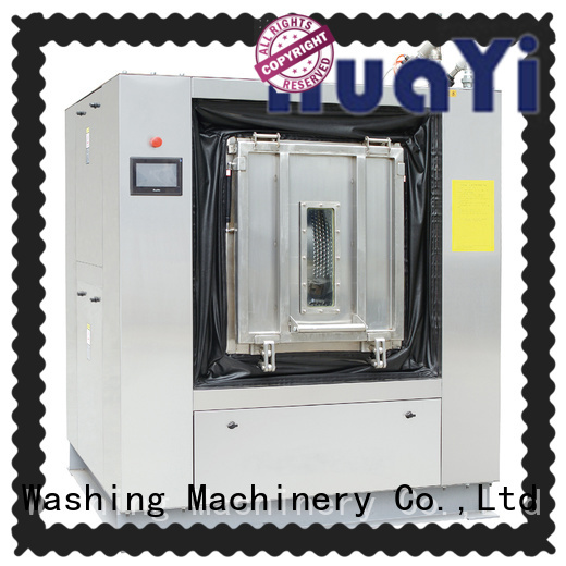 HuaYi automatic laundry machine price factory price for washing industry