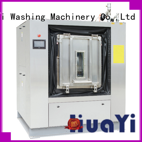 energy saving barrier washing machine at discount for hospital HuaYi