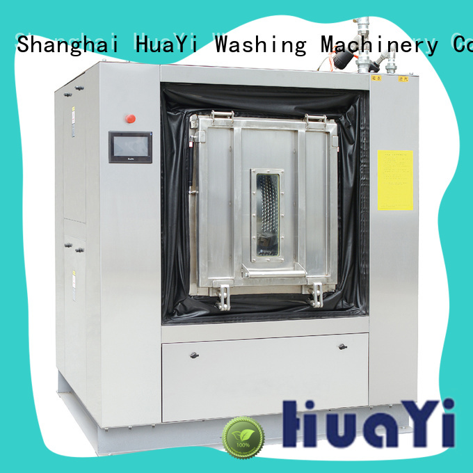 HuaYi automatic new washing machine directly sale for restaurant