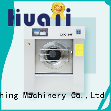 commercial laundry machine supplier for hotel HuaYi