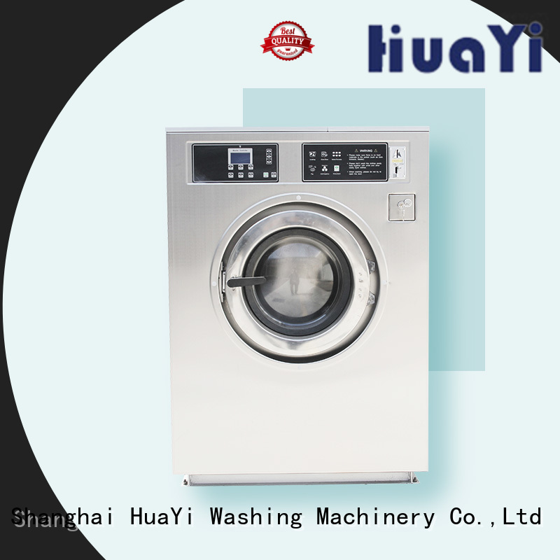 commercial industrial laundry machine factory price for guest house