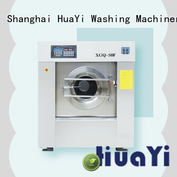 energy saving commercial laundry machine directly sale for guest house