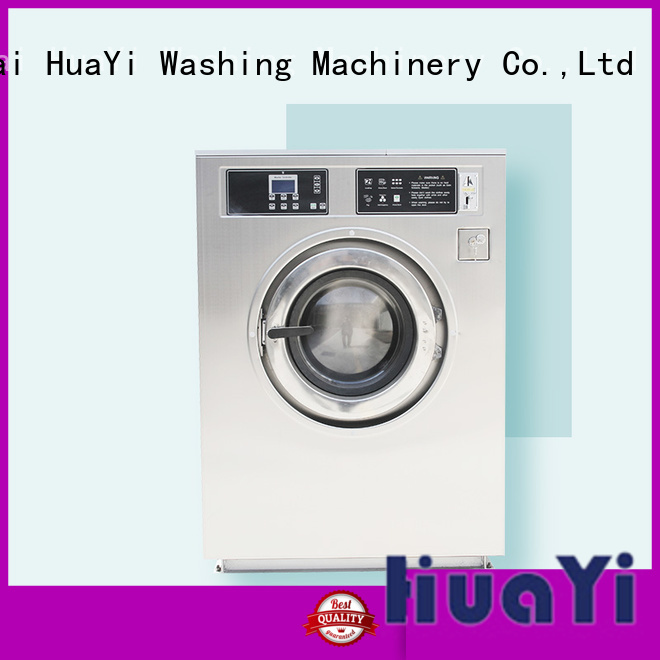 industrial laundry washer supplier for hotel