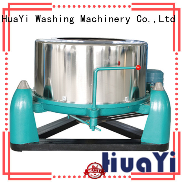 HuaYi automatic laundry machine price supplier for guest house