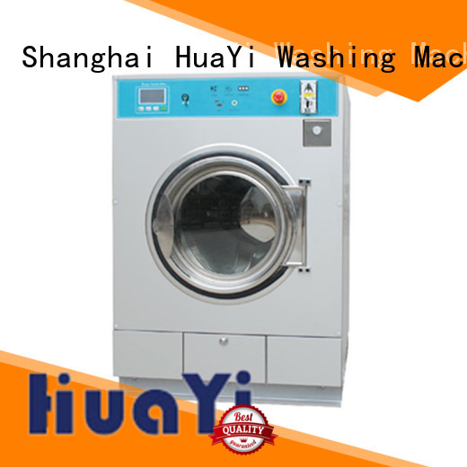 HuaYi long lasting laundry dryer customized for hotel