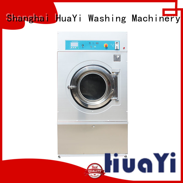 HuaYi good quality coin operated laundry supplier for hotels