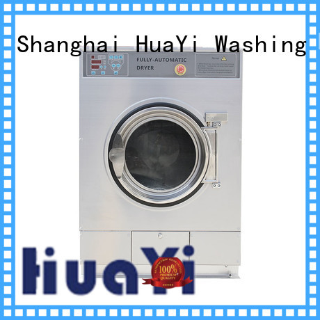 commercial washer and dryer supplier for residential schools HuaYi