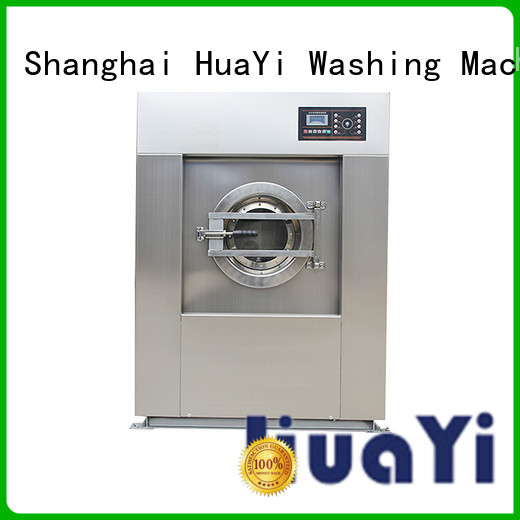 industrial commercial laundry equipment promotion for hotel