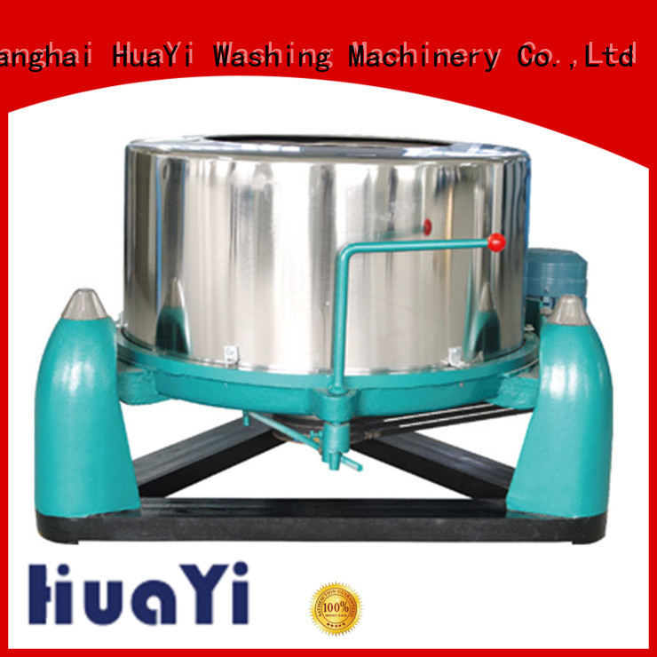 HuaYi commercial industrial washing machine factory price for guest house