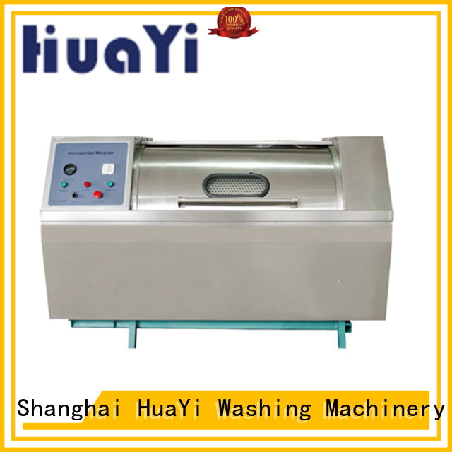 HuaYi commercial washing machine size supplier for guest house