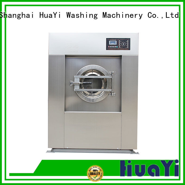 automatic commercial laundry machine factory price for restaurant